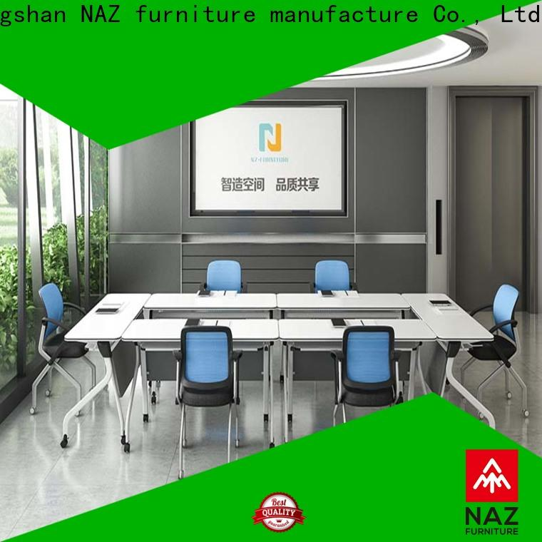 professional flip top conference tables ft030c for sale for training room