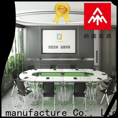comfortable foldable office furniture 6810121620 manufacturer for school