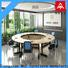 NAZ furniture comfortable square conference table for sale for training room