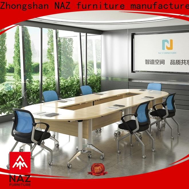 NAZ furniture movable foldable office furniture for sale for training room