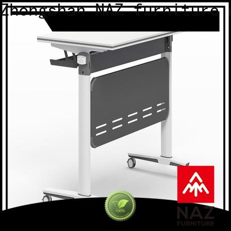 NAZ furniture ft013 training tables with wheels supply for training room