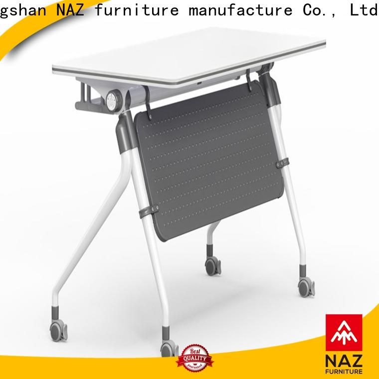 writing foldable training table alloy multi purpose for office