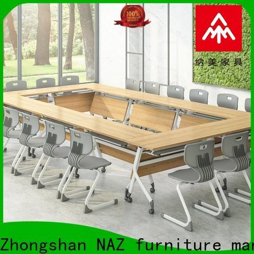 NAZ furniture movable modular conference room tables manufacturer