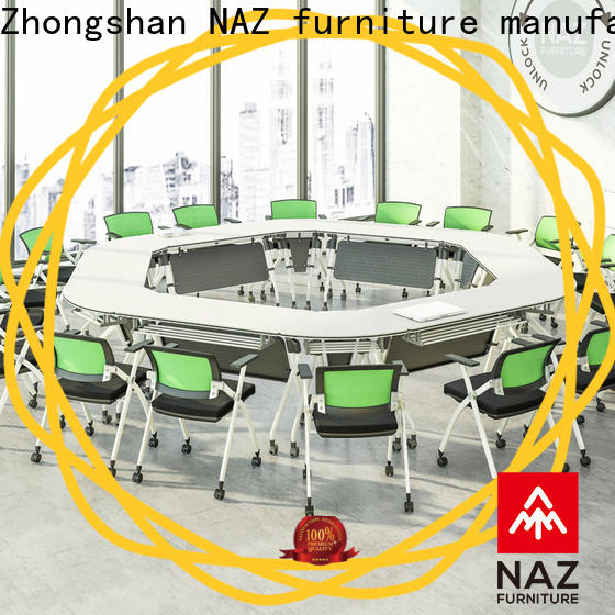 durable mobile conference table ft015c for sale for meeting room
