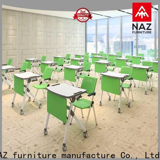 NAZ furniture desk folding study desk factory for office