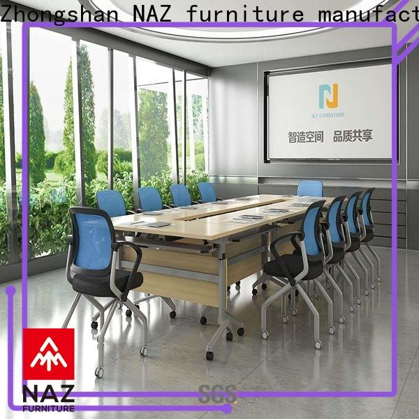 durable 12 conference table room on wheels for meeting room