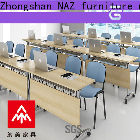 durable modular conference table design end for sale for training room