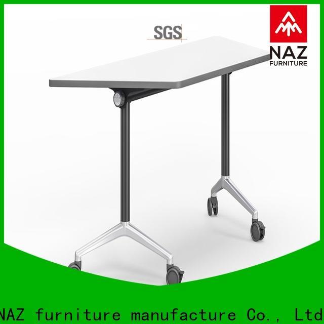 NAZ furniture professional training table design multi purpose for meeting room