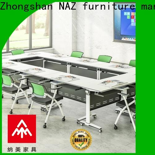NAZ furniture professional folding conference tables for conference
