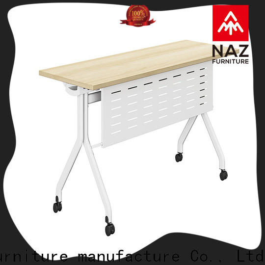 NAZ furniture front training desk multi purpose for office