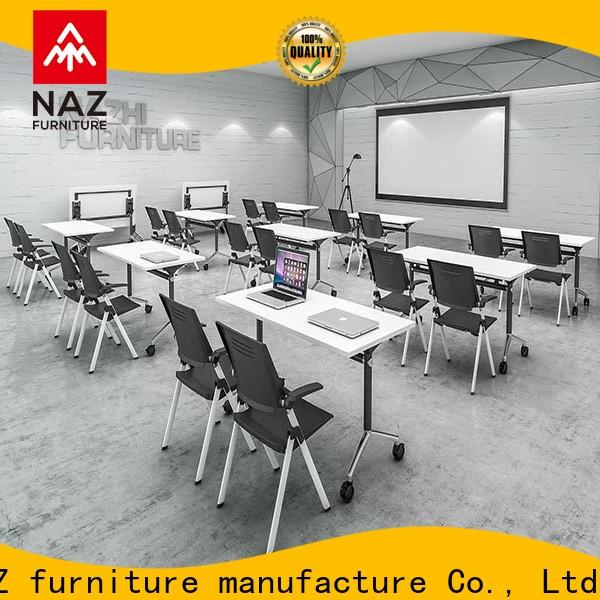 NAZ furniture ft012c flip top conference tables for conference for office