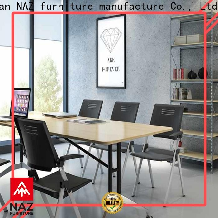 NAZ furniture ft013c foldable office furniture for conference for meeting room