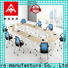 NAZ furniture ft030c modular conference room tables on wheels for training room