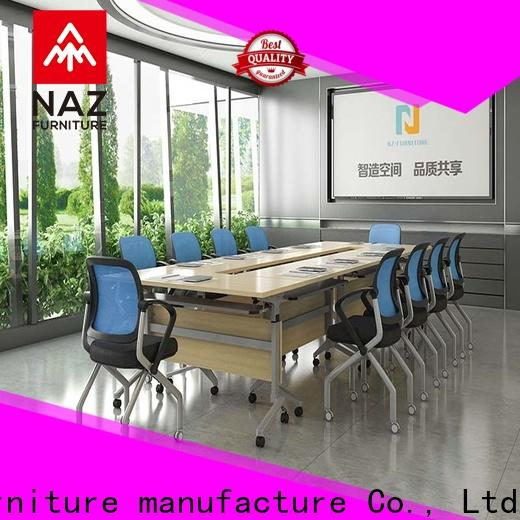 professional 12 conference table frame on wheels for training room