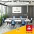 NAZ furniture movable small conference table manufacturer for office