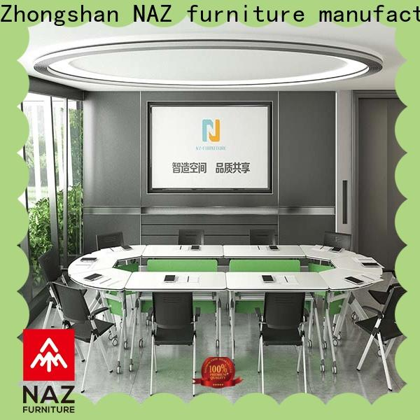 durable square conference table ft019c for sale for training room