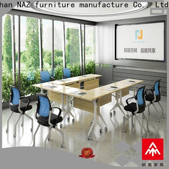 movable oval conference table end for conference for school