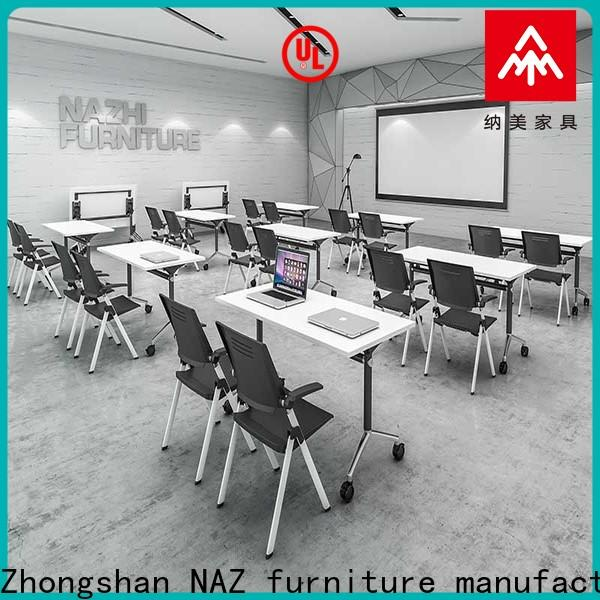 NAZ furniture color conference table and chairs manufacturer
