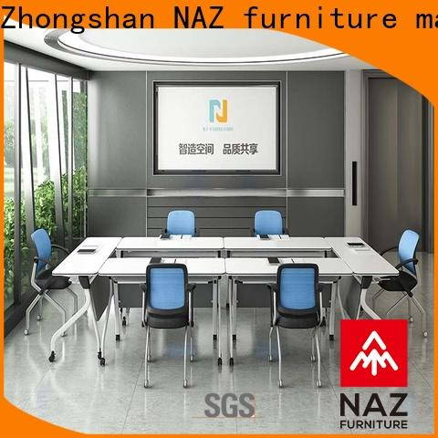 NAZ furniture movable 10 conference table for sale for office