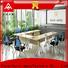 NAZ furniture movable u shaped conference table for conference