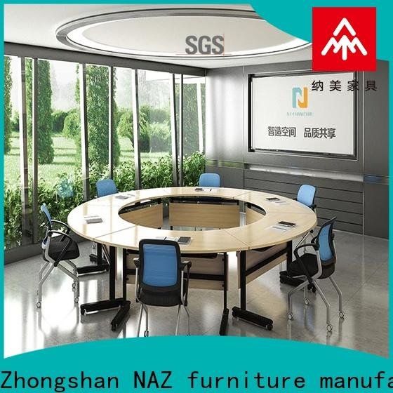 movable folding conference tables simple on wheels for office