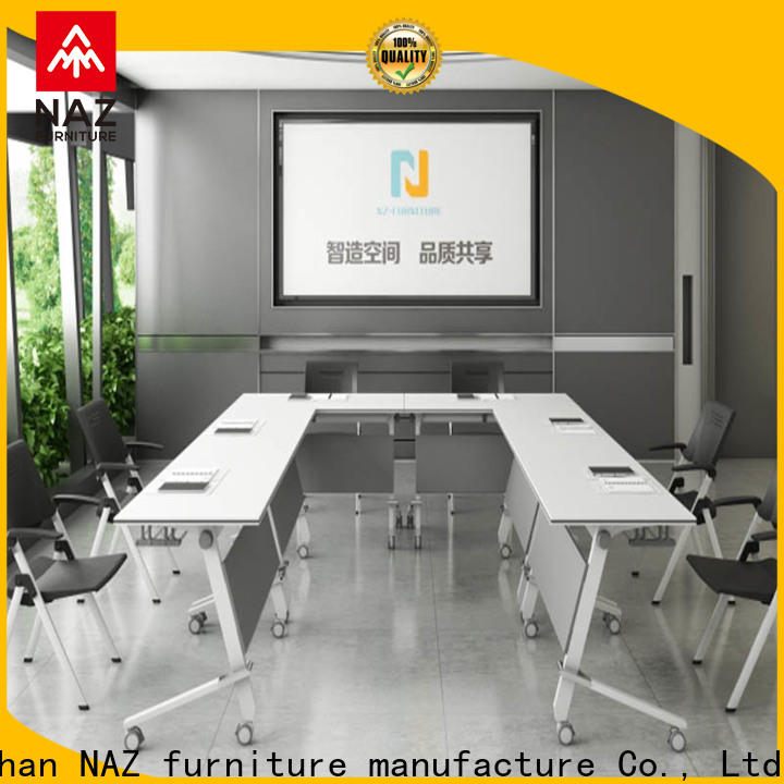 movable foldable office furniture color for conference for school