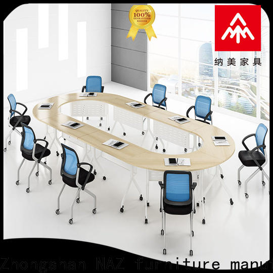 NAZ furniture movable conference table and chairs for sale
