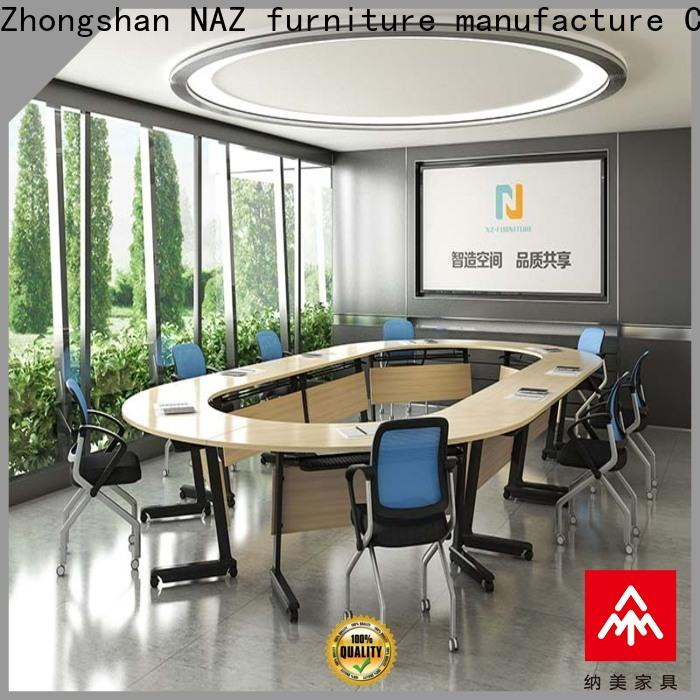 durable conference table ft031c for conference for meeting room