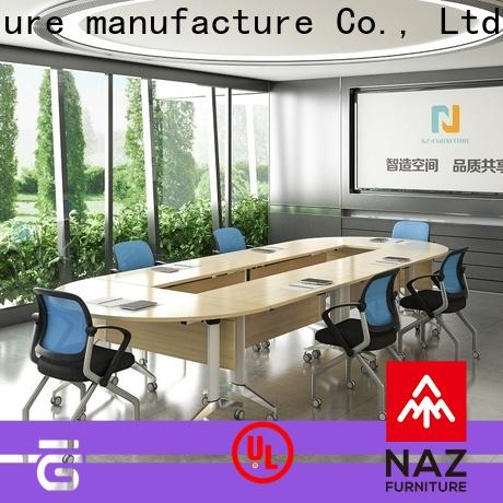 NAZ furniture comfortable modular conference room tables for conference