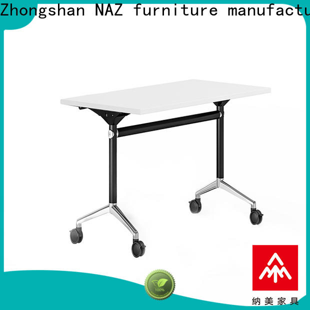 NAZ furniture ft015 aluminum training table for conference for office