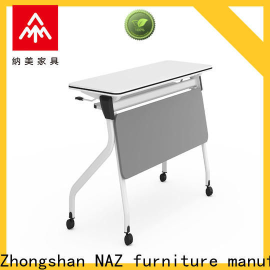NAZ furniture ft019 aluminum training table for sale for office