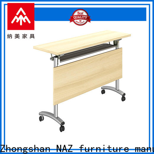 computer foldable training table table for conference