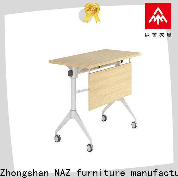 NAZ furniture save foldable training table multi purpose for office
