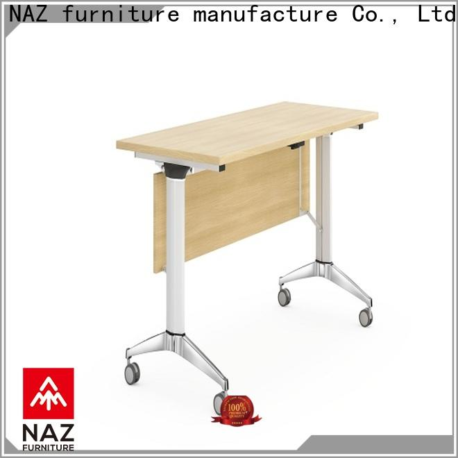 NAZ furniture writing conference training tables for sale
