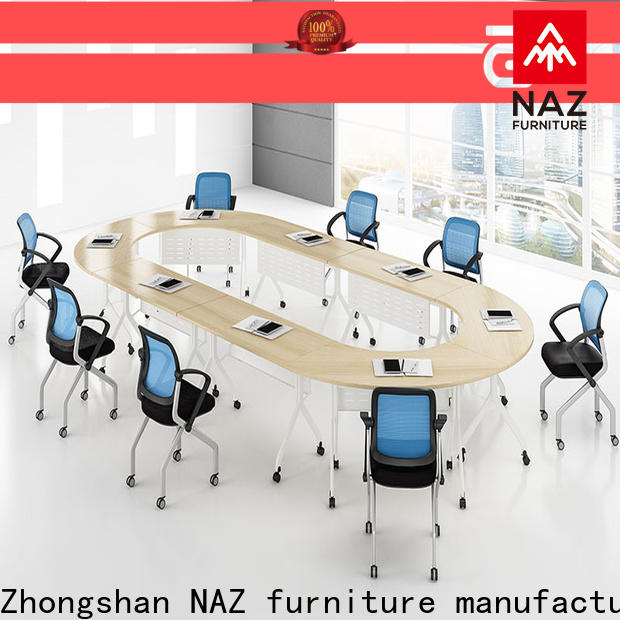 NAZ furniture ft018c white conference table for conference