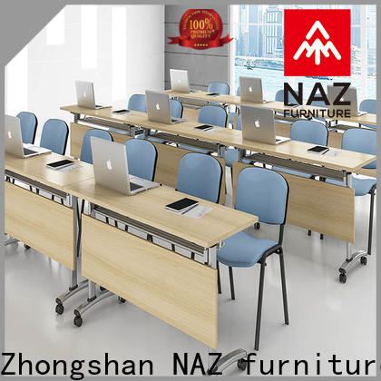 NAZ furniture movable 10 conference table for sale for meeting room