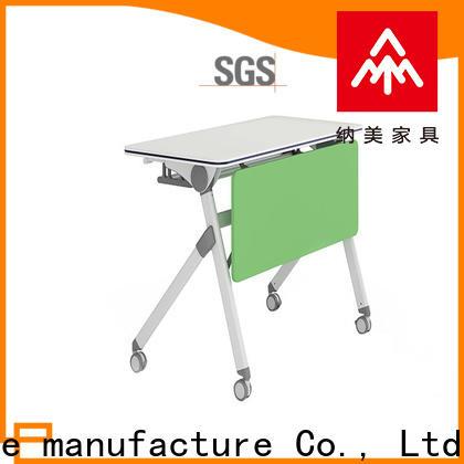 NAZ furniture folding training desk multi purpose for training room