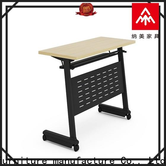computer training tables and chairs ft030 with wheels for home