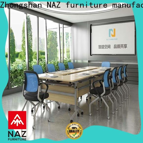 NAZ furniture midtohigh mobile conference table for sale for office