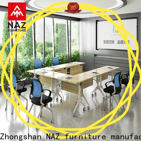 NAZ furniture movable small conference table for conference