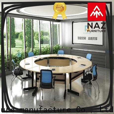 NAZ furniture ft013c portable conference room tables for sale for training room