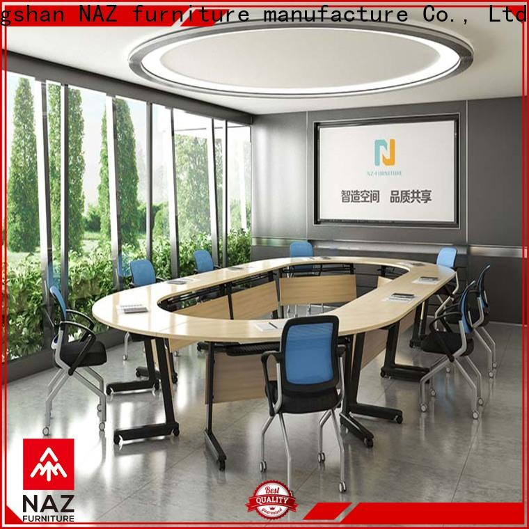 NAZ furniture movable conference tables for sale for office