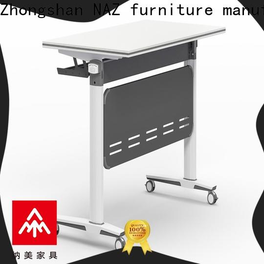 NAZ furniture 8001200140016001800mm modular training room furniture for conference