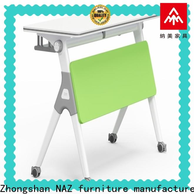 NAZ furniture ft011 folding training table for conference for training room
