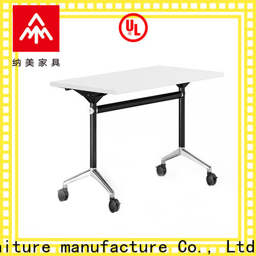 NAZ furniture ft013 aluminum training table for conference for training room