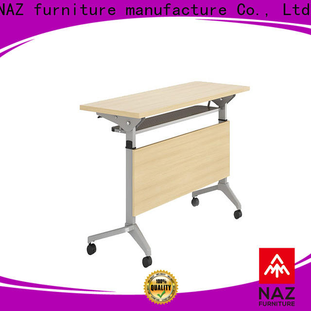 NAZ furniture ft015 folding training table supply for meeting room