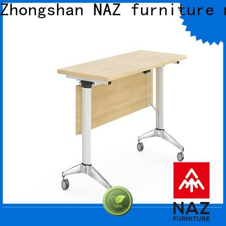 professional office training tables movable for conference for office