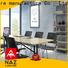 NAZ furniture movable u shaped conference table for conference for training room