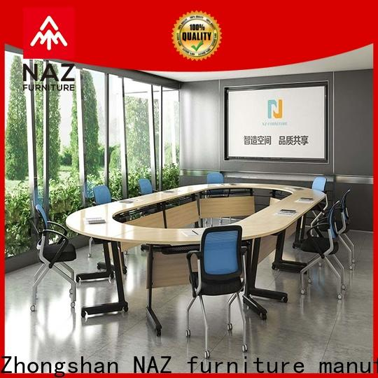 NAZ furniture professional small conference table manufacturer for office