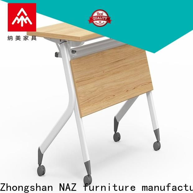 NAZ furniture base mobile training tables for sale for home
